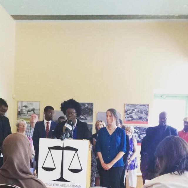 SASC in the Media: Anti-Black Racism inOttawa