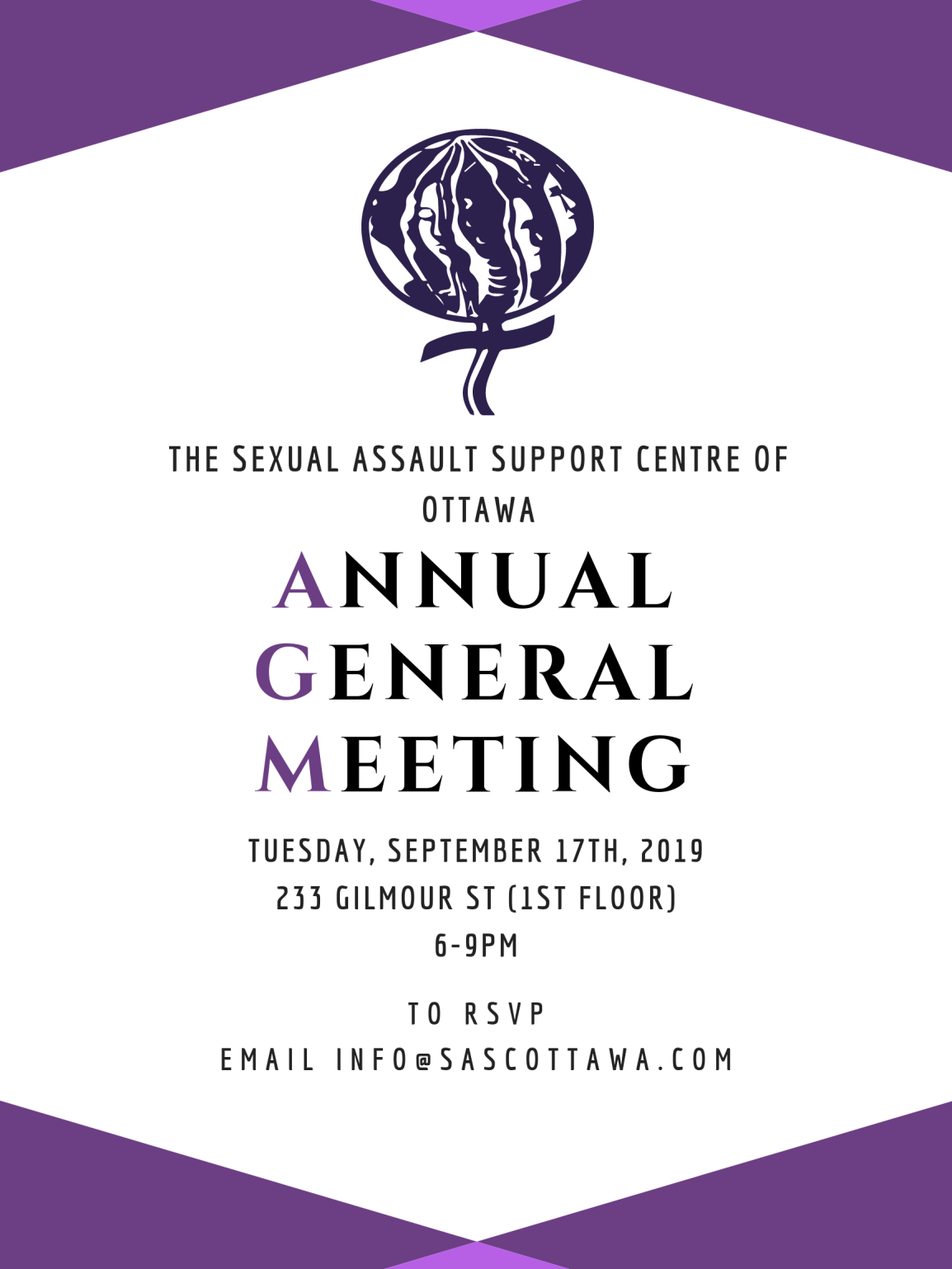 tHE sEXUAL aSSAULT SUPPORT CENTRE OF OTTAWA